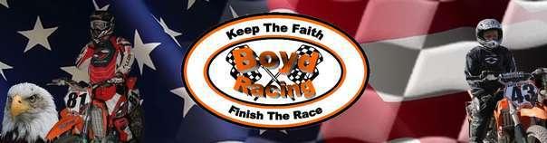 Welcome to Boyd Racing